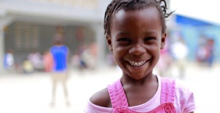 Girl smiling_The Global Orphan Project