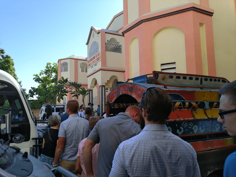 Haiti Church_Global Orphan Project