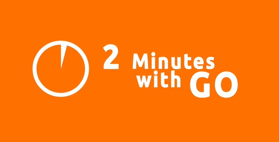 2-minutes with go