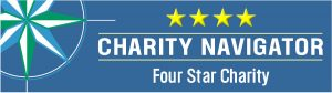 Charity Navigator 4-star rating - The Global Orphan Project