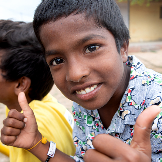 India - The Global Orphan Project