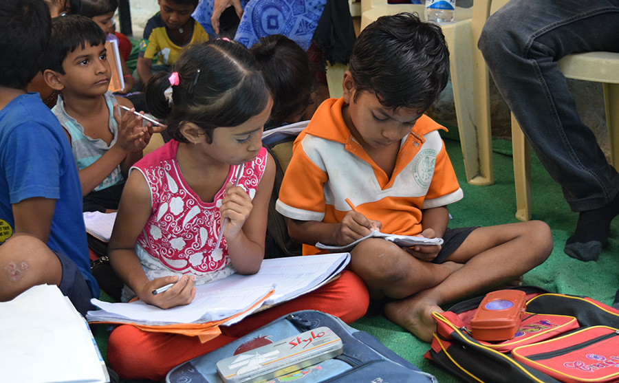 India after school program - Orphan Prevention