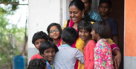 India orphan care