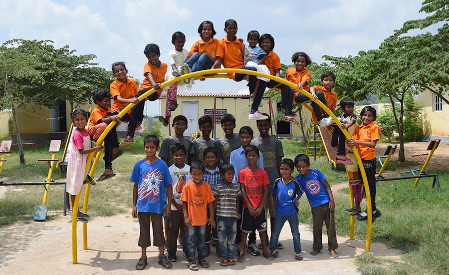 India Orphan Care Sarampet