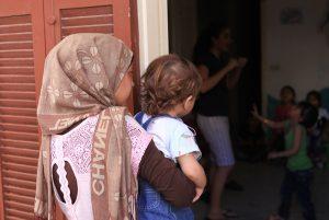 Lebanon refugee ministry