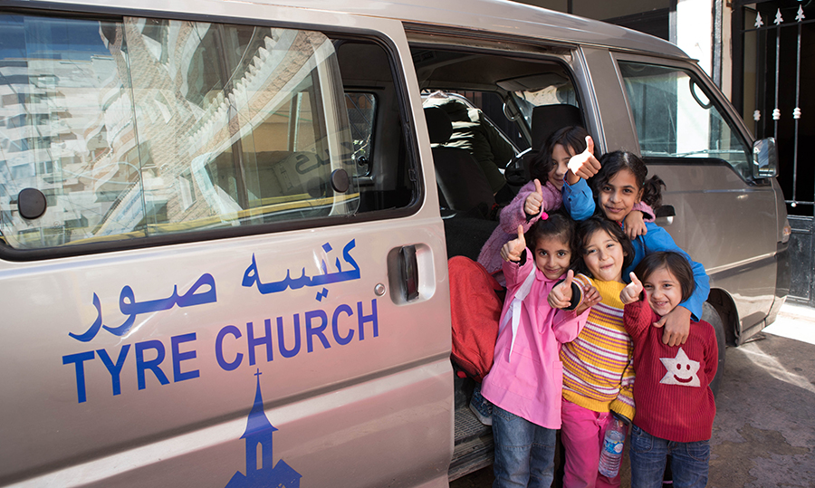 Tyre Church Refugee Ministry