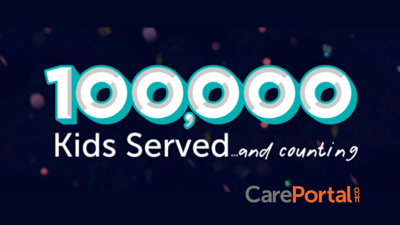 100K Served by CarePortal